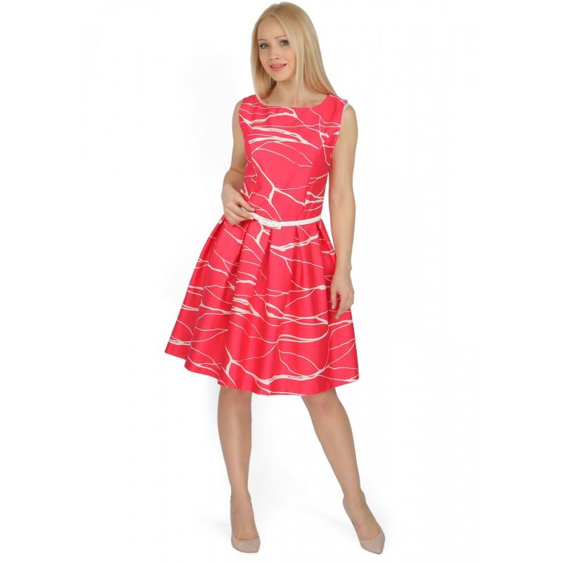 Платье ILM Муза Коралл